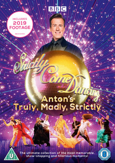 Strictly Come Dancing: Anton's Truly, Madly, Strictly (Normal) [DVD]