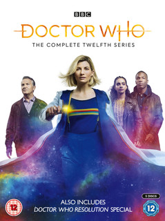 Doctor Who: The Complete Twelfth Series (2020) (Box Set) [DVD] [DVD / Box Set]