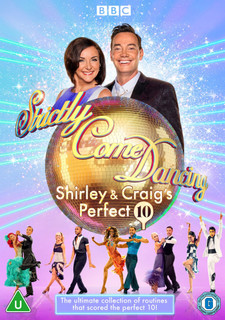Strictly Come Dancing: Shirley and Craig's Perfect 10 (2020) (Normal) [DVD]