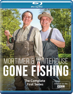 Mortimer & Whitehouse - Gone Fishing: The Complete First Series (2018) (Normal) [Blu-ray]