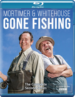 Mortimer & Whitehouse - Gone Fishing: The Complete Second Series (2019) (Normal) [Blu-ray]