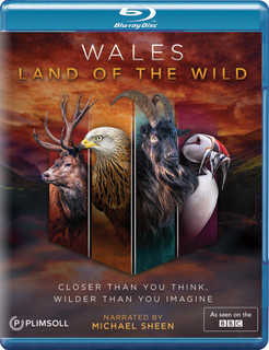 Wales - Land of the Wild (2019) (Normal) [Blu-ray] [Blu-ray / Normal]