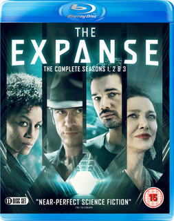The Expanse: The Complete Seasons 1, 2 & 3 (Box Set) [Blu-ray]