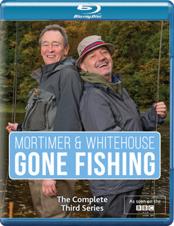 Mortimer & Whitehouse - Gone Fishing: The Complete Third Series (2020) (Normal) [Blu-ray]