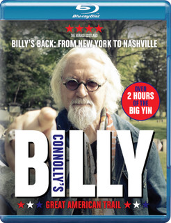 Billy Connolly's Great American Trail (2020) (Normal) [Blu-ray] [Blu-ray / Normal]
