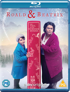 Roald & Beatrix - The Tail of the Curious Mouse (2020) (Normal) [Blu-ray]