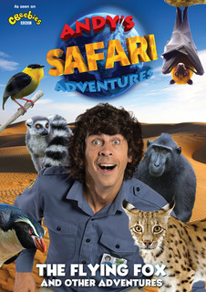 Andy's Safari Adventures: The Flying Fox and Other Adventures (2019) (Normal) [DVD]