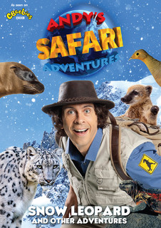 Andy's Safari Adventures:Snow Leopard and Other Adventures (2018) (Normal) [DVD]
