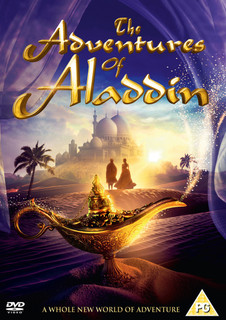 The Adventures of Aladdin (2019) (Normal) [DVD]