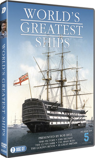 World's Greatest Ships (Normal) [DVD]