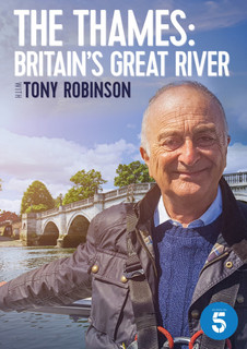 The Thames: Britain's Great River With Tony Robinson (2019) (Normal) [DVD]