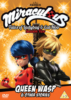 Miraculous - Tales of Ladybug & Cat Noir: Queen Wasp & Other (2018) (Normal) [DVD]