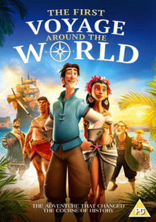 The First Voyage Around the World (2019) (Normal) [DVD]