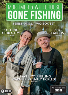 Mortimer & Whitehouse - Gone Fishing: Series One & Two (2019) (Normal) [DVD]