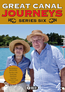 Great Canal Journeys: Series Six (2018) (Normal) [DVD] [DVD / Normal]