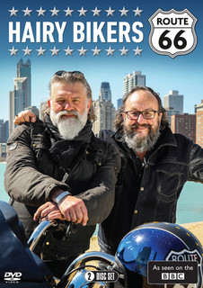Hairy Bikers: Route 66 (2019) (Normal) [DVD] [DVD / Normal]