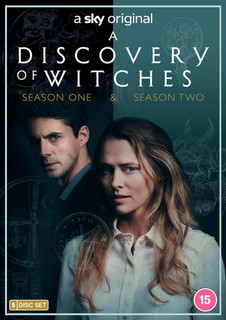 A Discovery of Witches: Seasons 1 & 2 (2020) (Box Set) [DVD] [DVD / Box Set]