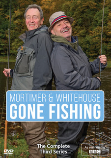Mortimer & Whitehouse - Gone Fishing: The Complete Third Series (2020) (Normal) [DVD]