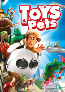 Toys & Pets (2017) (Normal) [DVD]