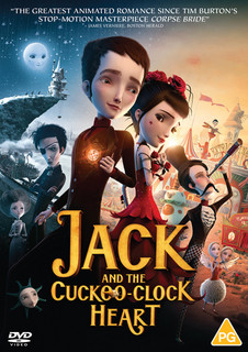 Jack and the Cuckoo-clock Heart (2013) (Normal) [DVD]