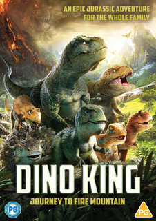 Dino King: Journey to Fire Mountain (2019) (Normal) [DVD] [DVD / Normal]