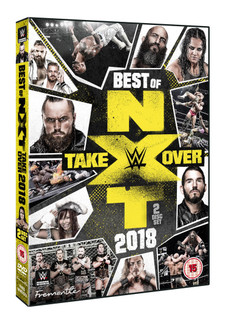 WWE: The Best of NXT Takeover 2018 (Normal) [DVD]