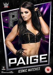 WWE: Paige - Iconic Matches (Normal) [DVD]