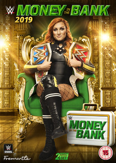 WWE: Money in the Bank 2019 (2019) (Normal) [DVD] [DVD / Normal]