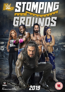 WWE: Stomping Grounds 2019 (2019) (Normal) [DVD] [DVD / Normal]
