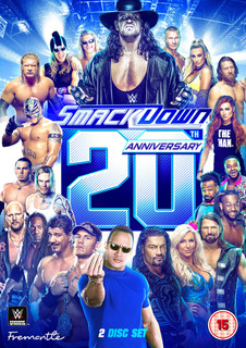 WWE: SmackDown 20th Anniversary (2019) (Normal) [DVD]