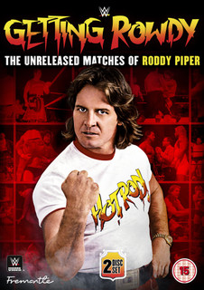 WWE: Getting Rowdy - The Unreleased Matches of Roddy Piper (2019) (Normal) [DVD]