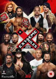 WWE: Extreme Rules 2019 (2019) (Normal) [DVD]