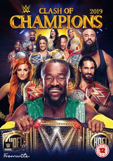WWE: Clash of Champions 2019 (Normal) [DVD]
