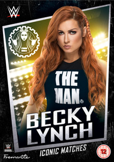 WWE: Becky Lynch - Iconic Matches (2019) (Normal) [DVD]