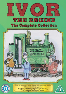 Ivor the Engine: The Complete Series (1977) (Normal) [DVD]