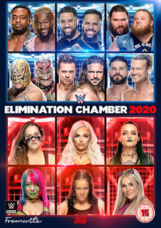 WWE: Elimination Chamber 2020 (2020) (Normal) [DVD]
