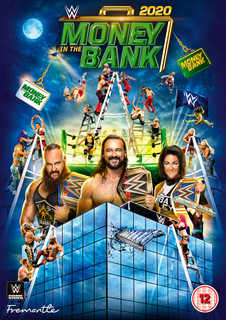 WWE: Money in the Bank 2020 (2020) (Normal) [DVD]