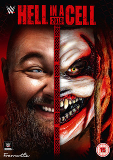 WWE: Hell in a Cell 2019 (2019) (Normal) [DVD]