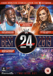 WWE: WWE24 - The Best of 2019 (Normal) [DVD]