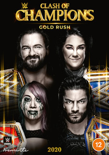 WWE: Clash of Champions 2020 (Normal) [DVD]