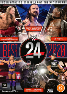 WWE: WWE24 - The Best of 2020 (Normal) [DVD]