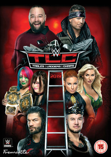 WWE: TLC - Tables/Ladders/Chairs 2019 (2019) (Normal) [DVD]