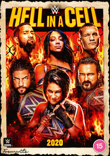 WWE: Hell in a Cell 2020 (2020) (Normal) [DVD]