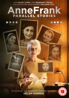 #AnneFrank - Parallel Stories (Normal) [DVD]