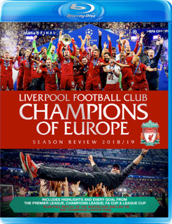 Liverpool FC: End of Season Review 2018/2019 (2019) (Normal) [Blu-ray]