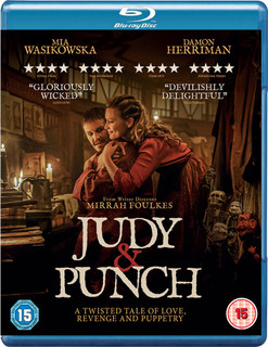 Judy and Punch (Normal) [Blu-ray]