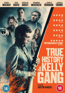 True History of the Kelly Gang (2019) (Normal) [DVD] [DVD / Normal]