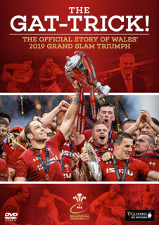 Wales Grand Slam 2019: The Gat-trick (2019) (Normal) [DVD]