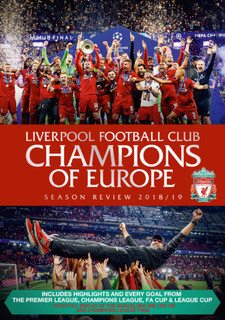 Liverpool FC: End of Season Review 2018/2019 (2019) (Normal) [DVD]