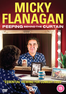 Micky Flanagan: Peeping Behind the Curtain (2020) (Normal) [DVD]